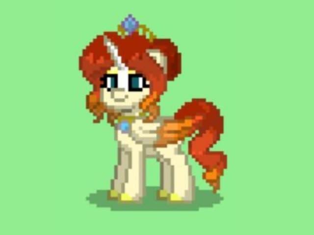 Queen Idalia - Pony town skin