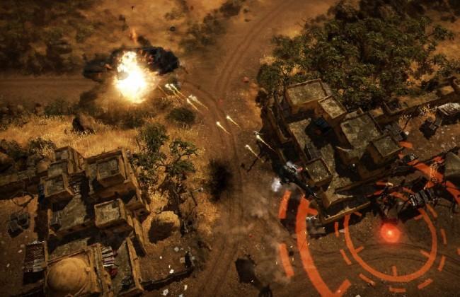 Renegade Ops game hai người chơi PC hấp dẫn