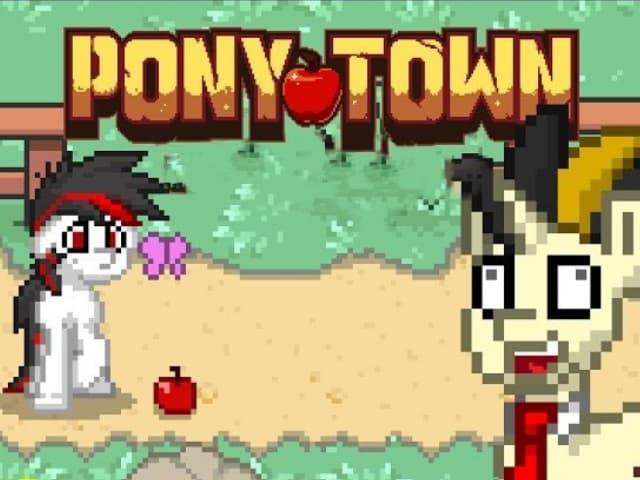 Giới thiệu thông tin chi tiết về trò chơi Pony town