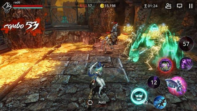 Những tính năng siêu nổi trội có tại game darkness rises