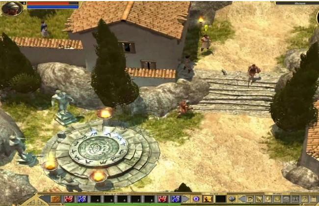 Titan Quest game hai người chơi PC được nhiều người yêu thích