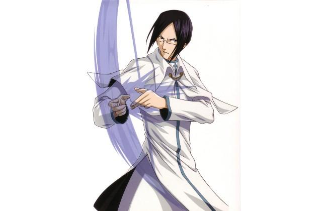 Nhân vật mới trong Naruto vs Bleach 3.5: Uryuu