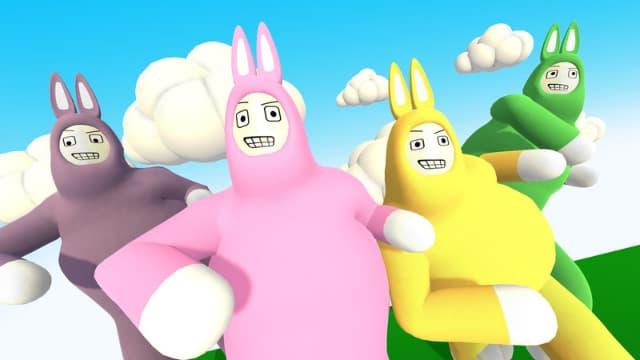 Các ưu điểm của super bunny man game