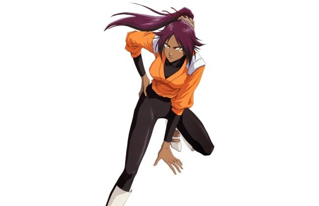 Nhân vật mới trong Naruto vs Bleach 3.5: Yoruichi