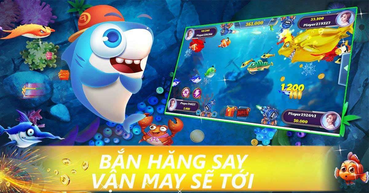 Game bắn cá hấp dẫn