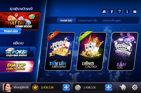 tựa game có trên vua chơi bài đổi thưởng