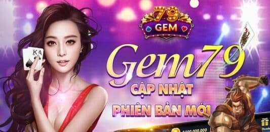 Giới thiệu cổng game Gem79
