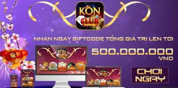 Giới thiệu cổng game KonClub