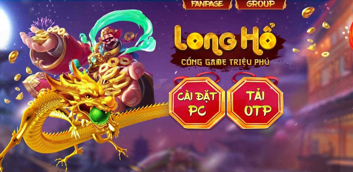 Giới thiệu về cổng game Long Hổ