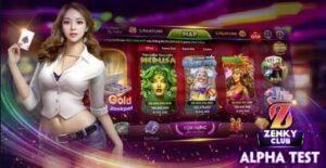 Giới thiệu cổng game đổi thưởng Zenky Club