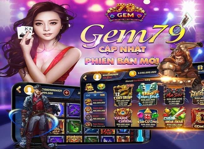 Cách thức tải cổng game Gem79 dễ dàng