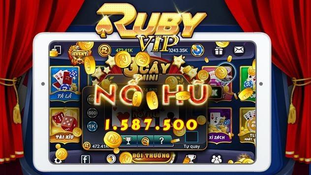 Cổng game đổi thưởng- Rubvip
