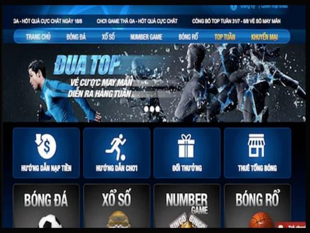 Các thể loại game có tại nhà cái uy tín 365cacuoc.com