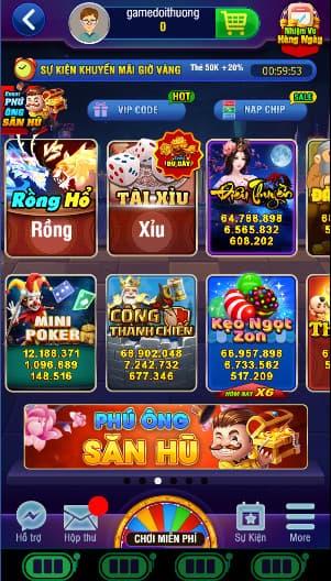 Các thể loại game có tại Koivip