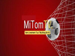 Kênh xem bóng đá trực tuyến uy tín Mitom