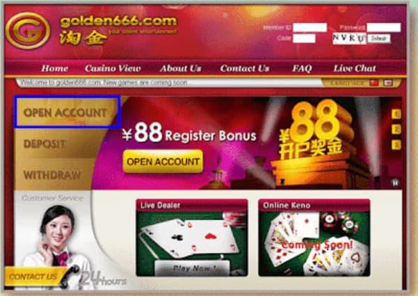 Đa dạng ngôn ngữ tại cổng game cá cược Golden666
